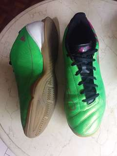 Adidas F50 Futsal Shoes size 7us
