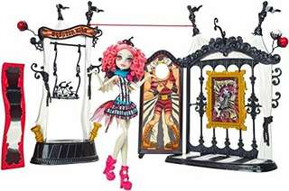 Monster High Rochelle Goyle Freak Du Chic