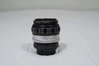 Nikkor-H 85mm f/1.8