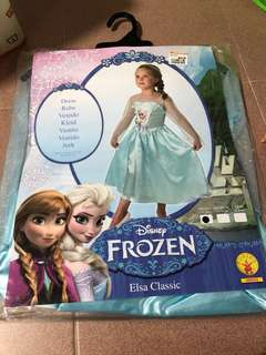 Brand new frozen dress size S