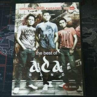 ORIGINAL DVD KARAOKE ADA BAND