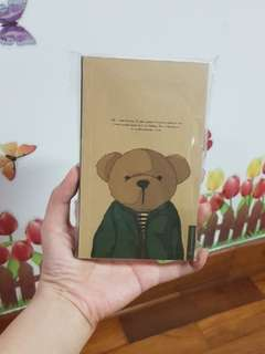 Teddy Bear Museum Notebook