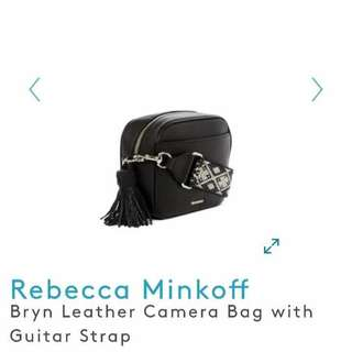 Rebecca Minkoff Camera Bag