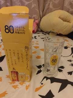 Suntory whisky 80週年杯