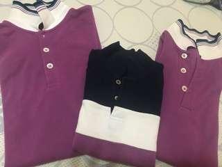 REPRICED! Family polo shirt