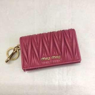 Miu Miu 卡片套 / mini wallet