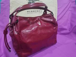 BURBERRY MILITARY RED