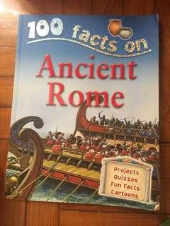 羅馬歴史知多一點點