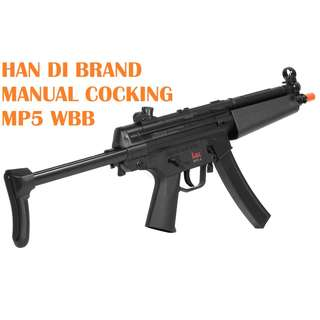 WBB MP5 Manual Springer