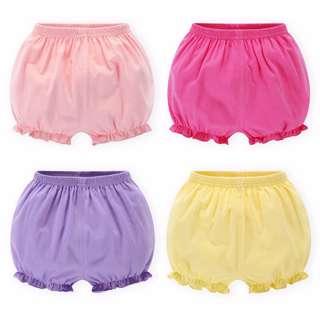 Baby girl diaper cover
