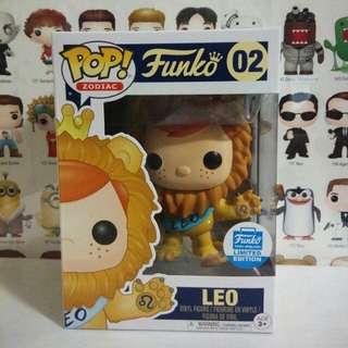 Funko Pop Freddy Leo Horoscope Zodiac Vinyl Figure Collectible Toy Gift