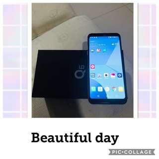 LG Q6 not G6