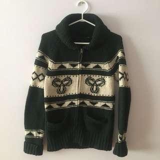 Aritzia/TNA Sea to Sky Sweater (S)
