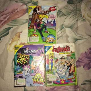 JUGHEAD Double Digest Book Bundle 📚💞
