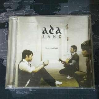 DVD VCD ORIGINAL ADA BAND HARMONIOUS