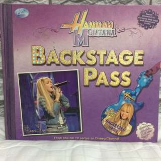 Hannah Montana Hardbound