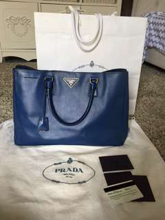 Authentic prada saffiano