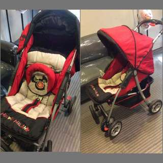 SALE! Authentic Mickey Mouse Stroller