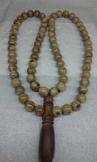 White Akar Bahar Necklace