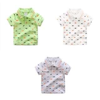 Baby short-sleeved T-shirt