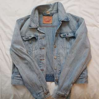 Levi's Denim/Jean Jacket