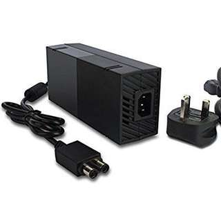 SUMLINK AC Adapter Power Supply Charger Cord for Xbox One Auto Voltage (Black)