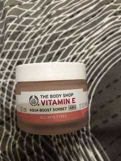 Vitamin e aqua boost sorbet