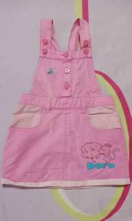 Pink dora jumperskirt
