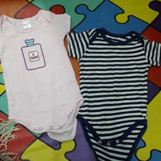 Rompers combo(rm5 for both)