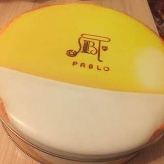 全新 Pablo 鐵盒裝芝士蛋糕 🧀