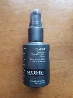Algenist Power Wrinkle Fighter Serum