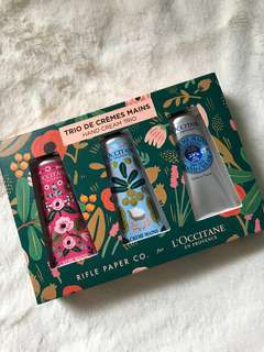L'OCCITANE EN PROVENCE Hand Cream Trio (3x30ml) for SALE