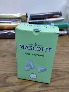 全新 濾咀 及 卷紙 Mascotte Filters 100個 & Tiger Mountain 2包