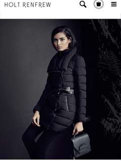MACKAGE Black Light Down Jacket for SALE!