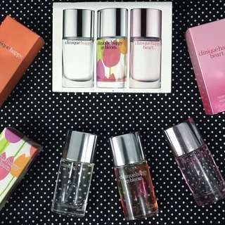 Clinique Happy, Happier, Happiest Set Perfume Set