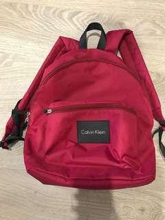 New Calvin Klein  bagpack 💕