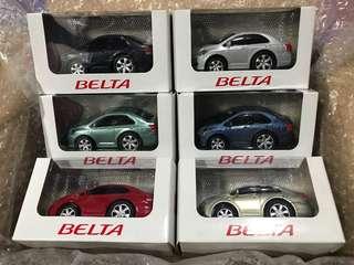 Toyota Belta/Vios toys