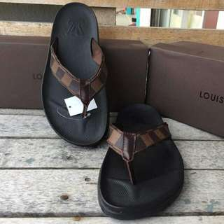 🆕 LV Sandals, ready stock!! (unisex)