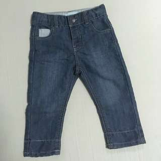 REDUCED Obaibi Baby Boy Jeans