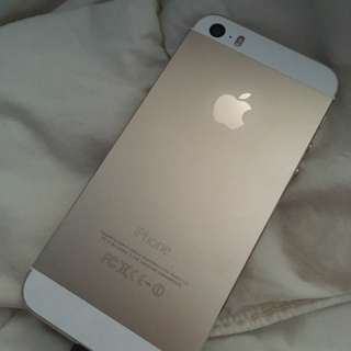 iPhone 5s gold!!