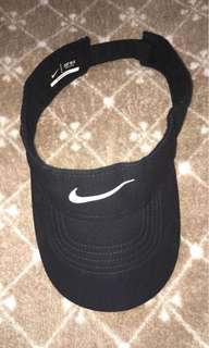 Nike and Colombia visor
