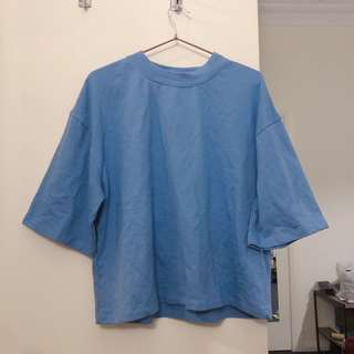 GLASSONS T-Shirt blue