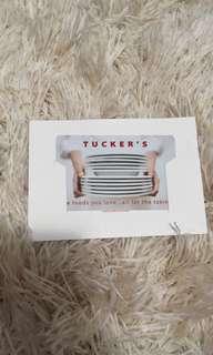 Tucker's gift card