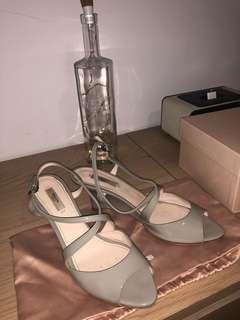 Authentic PRADA summer shoes 40.5