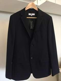 National Standards Suit Jacket Navy