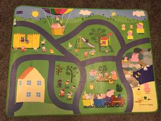 Peppa Pig Play Mat