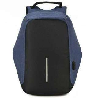 🔥Ready Stock🔥 XD design bobby bag anti theft (blue)