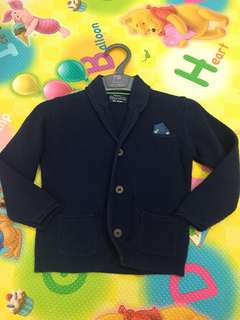 Mayoral Knit Outerwear