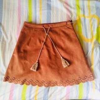Coachella Bohemian Boho Skirt