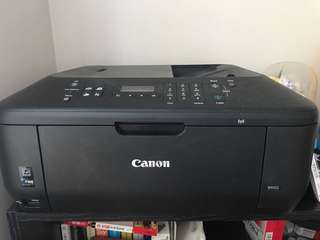 Canon wireless printer MX452